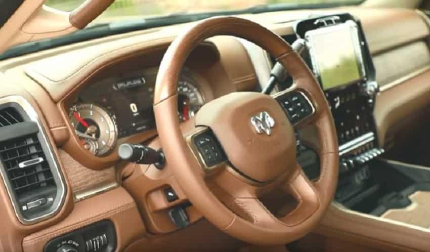 Fiat Ram Truck 2019: Features