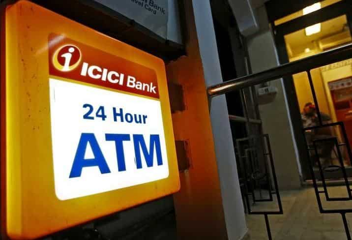 icici bank atm   check easy steps  locate  india news business news zee business
