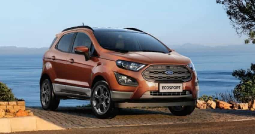 3. Ford Ecosport