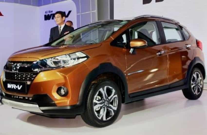 4. Honda WRV