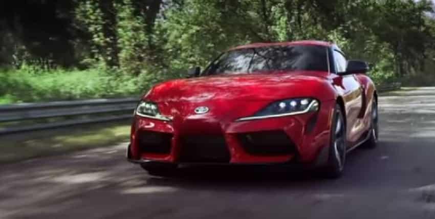 Toyota Supra: Engine