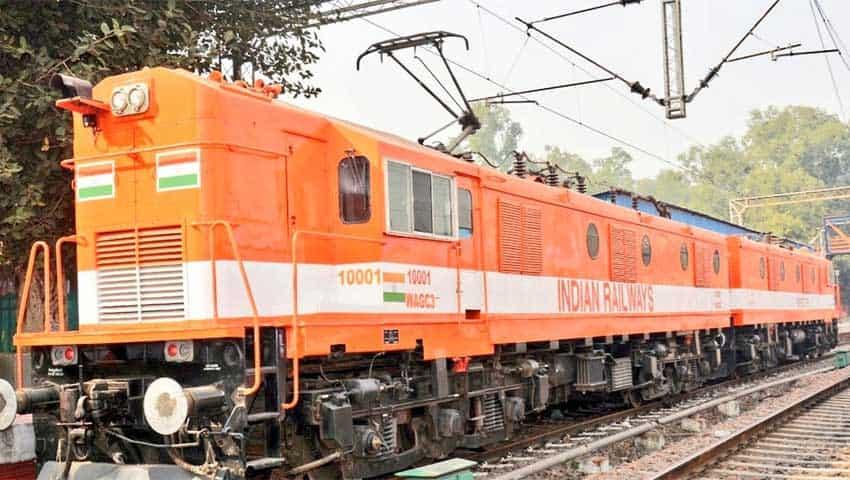 Indian Railways: 2600 horsepower locomotive