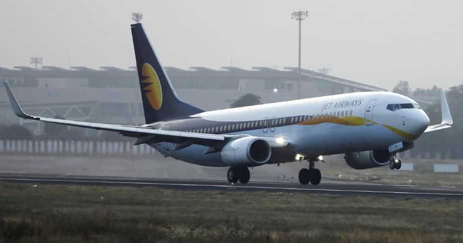 Jet Airways flight cancellation charges