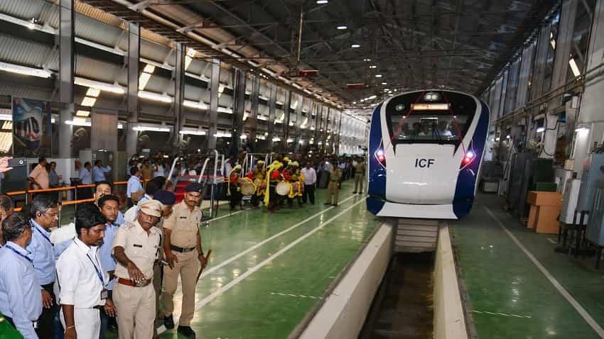 Flagged off by PM Narendra Modi
