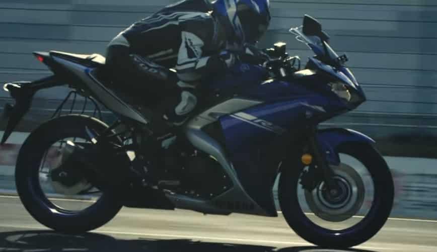 Yamaha YZF R3: