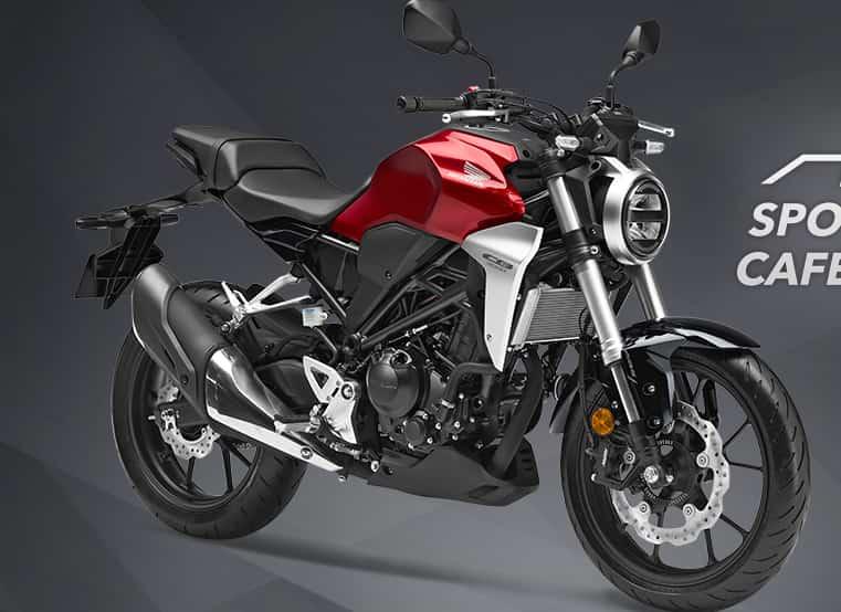 Honda CB300R: