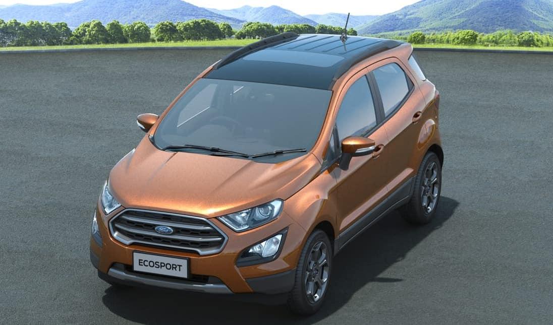 1. Ford EcoSport