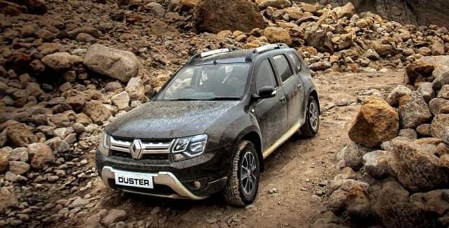 3. Renault Duster