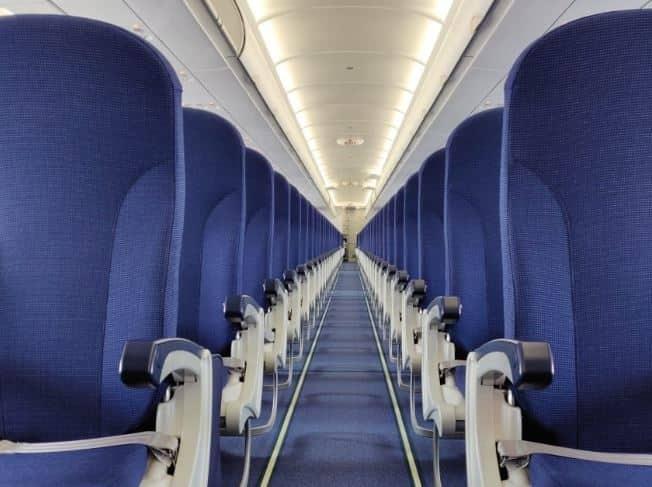 Indigo passengers