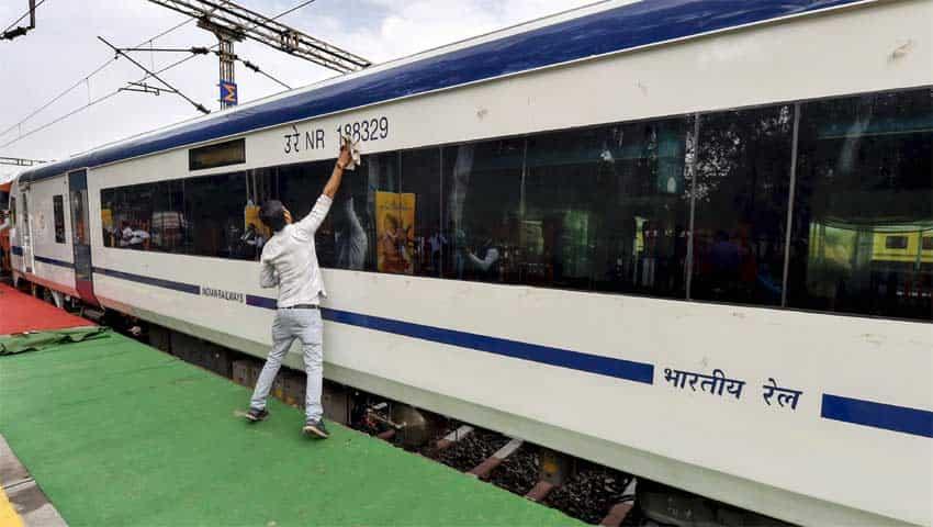 Train 18 route