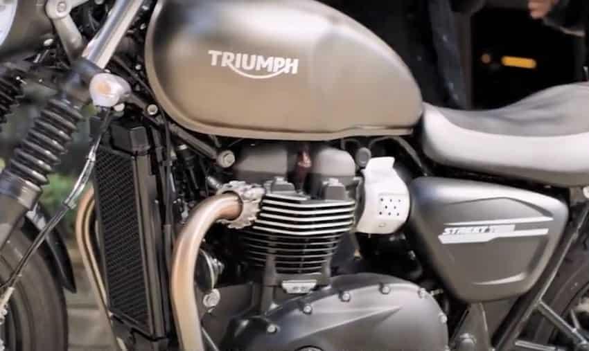 Triumph Street Twin 2019: Price