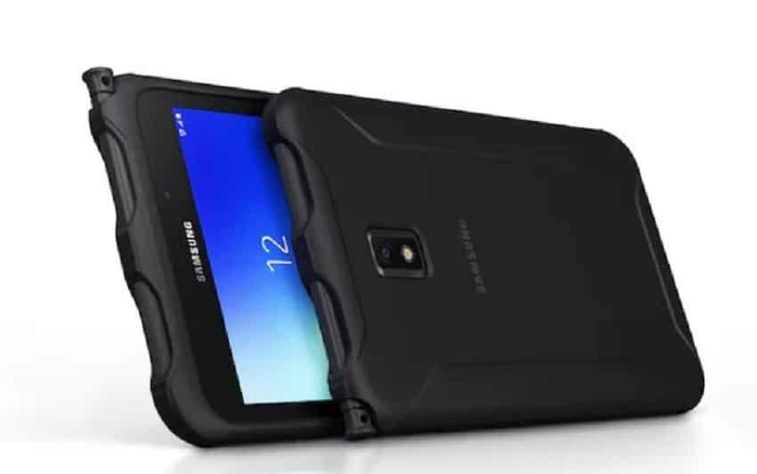 Samsung Galaxy Tab Active2: Usage