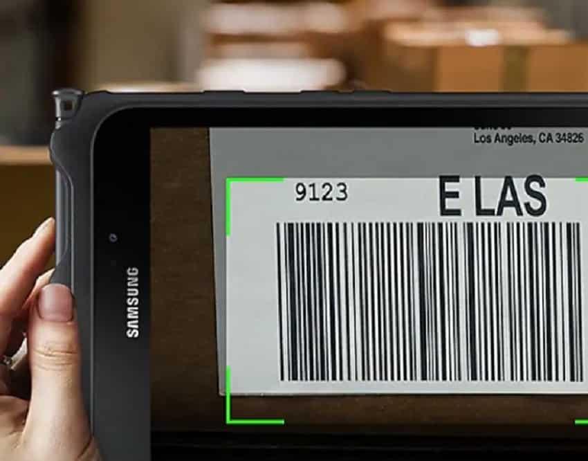 Samsung Galaxy Tab Active2: Smart specs