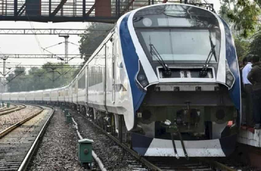 Train 18: Fastest train in India