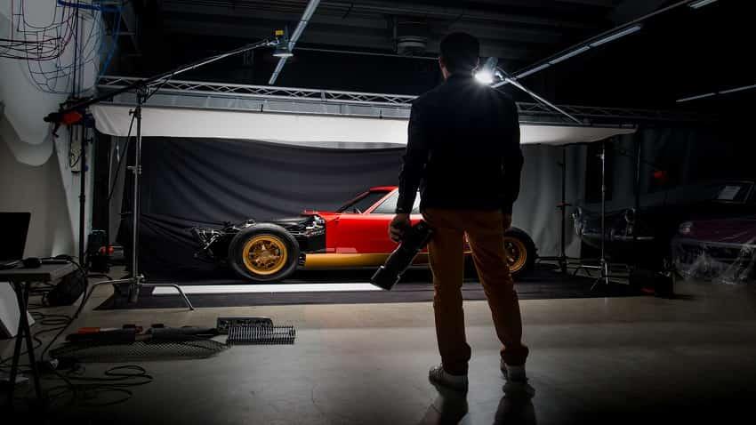 Exploding Lamborghini Miura SV: What Fabian says