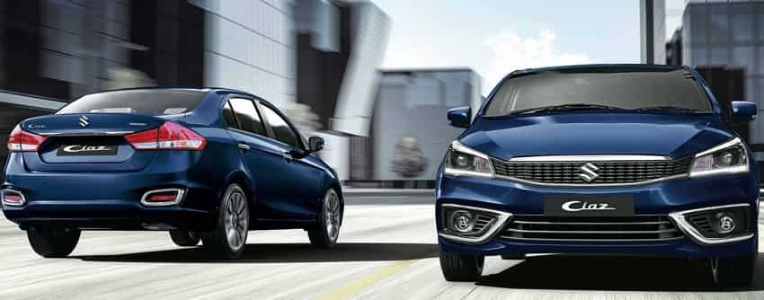 Maruti Suzuki's Nexa offers discounts upto Rs 95,000 on Ciaz
