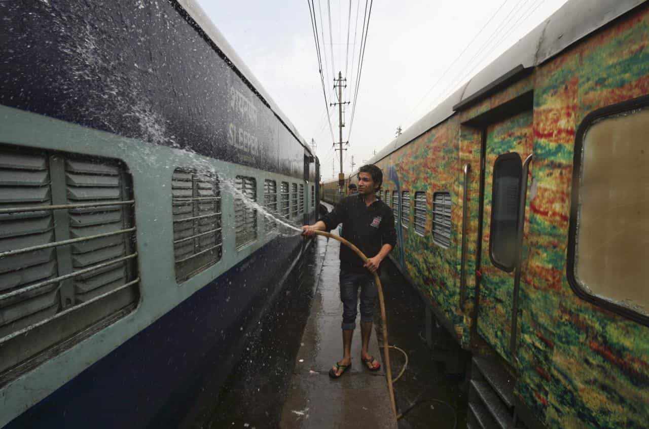 Indian Railways electrification drive