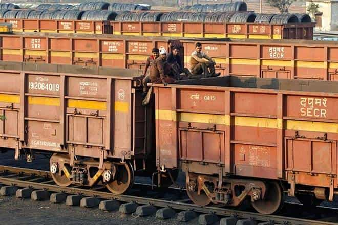 Enhancing the efficiency of Indian Railways goods trains