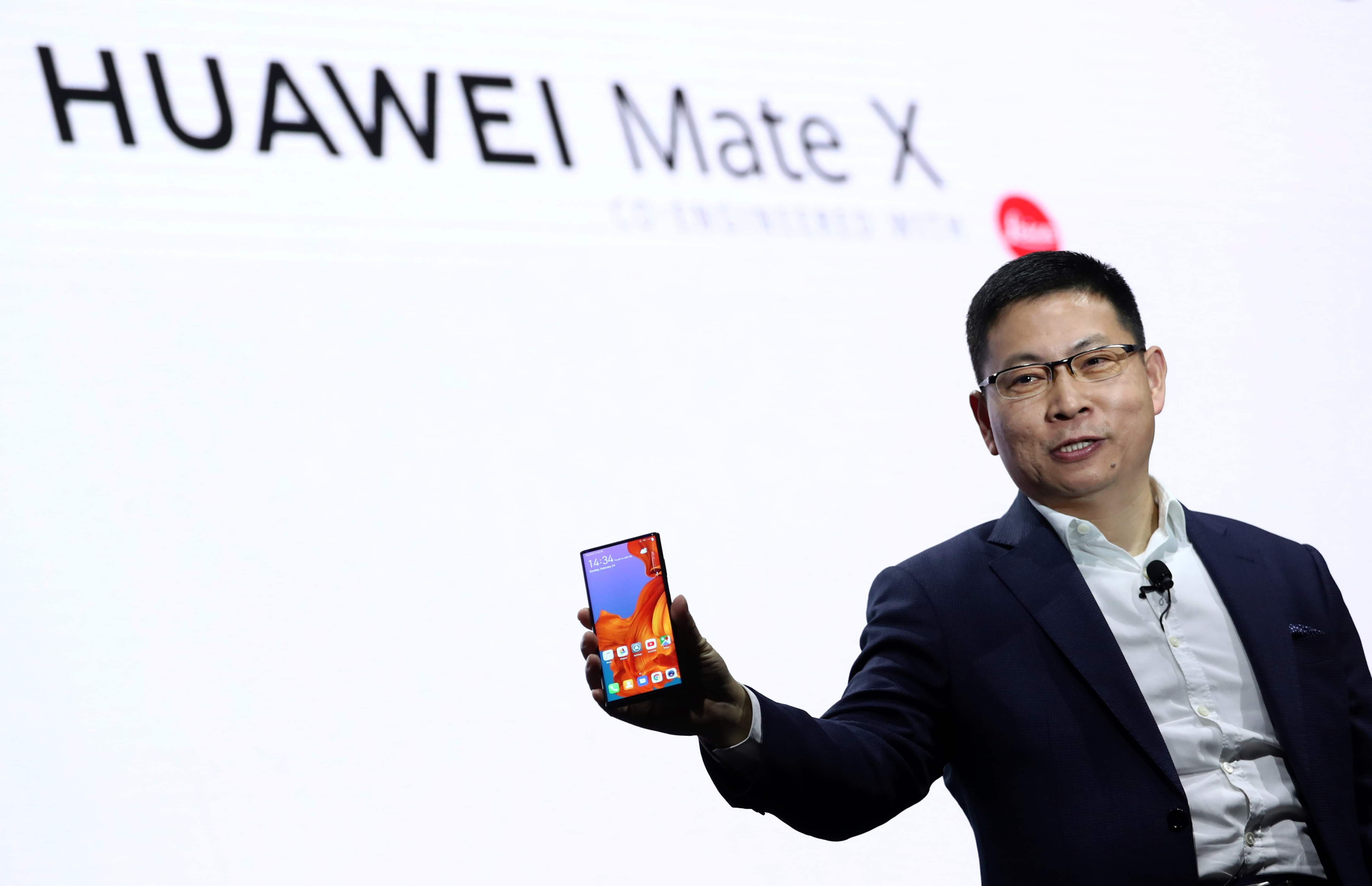 Huawei unveils Mate X ''fastest'' 5G foldable phone at Rs 1.85 lakh