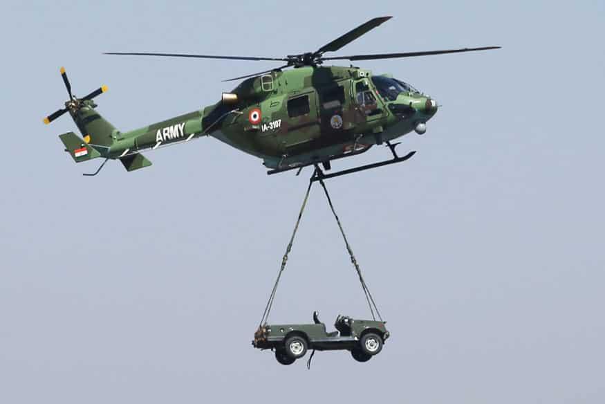 HAL's Dhruv aircraft