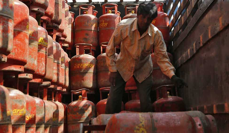 LPG Gas price rule