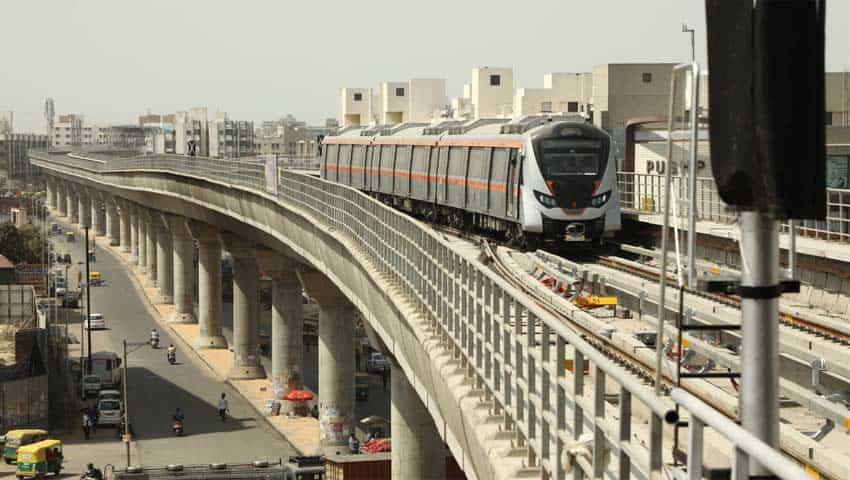 Ahmedabad Metro Rail: Phase 1