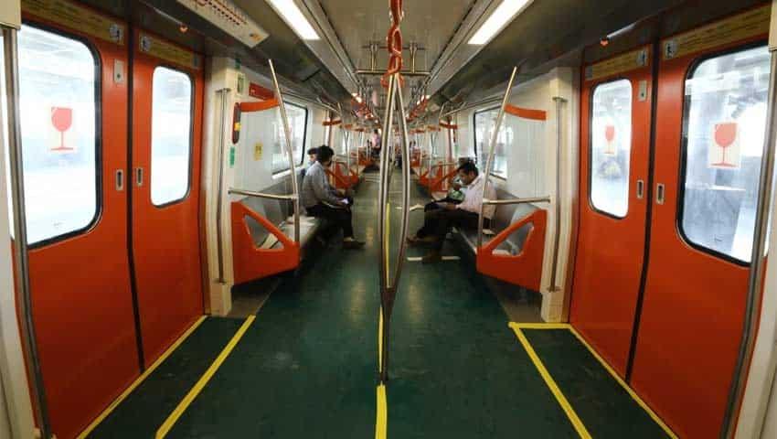 Ahmedabad Metro Rail: 40.03 Km