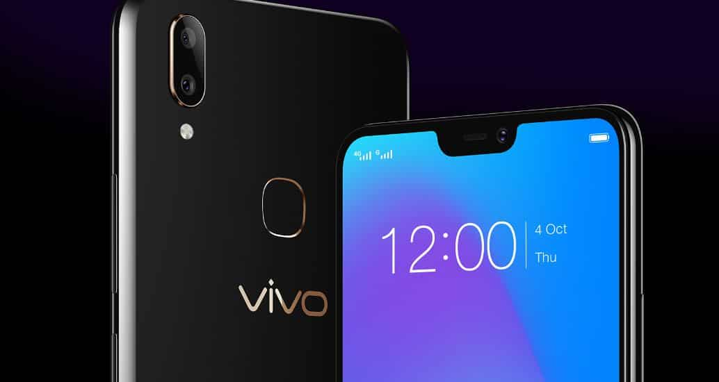 5. Vivo V9 Pro available for INR 15,990 + INR 2,000 extra off on exchange