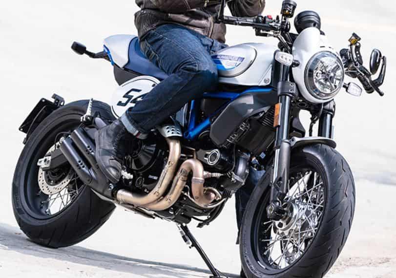Ducati Scrambler 1200