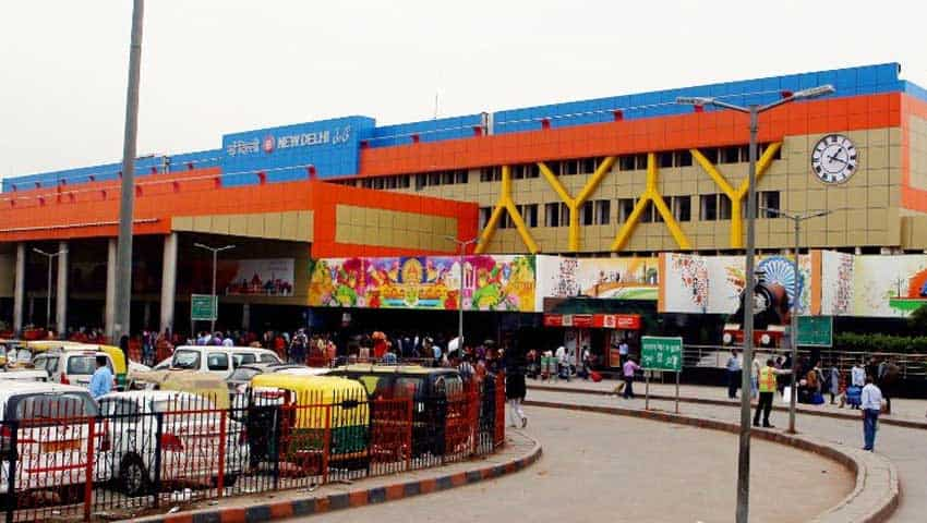 Indian Railways: New Delhi Railway Station