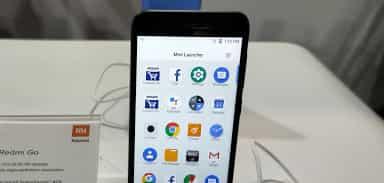 Redmi Go battery and storage: