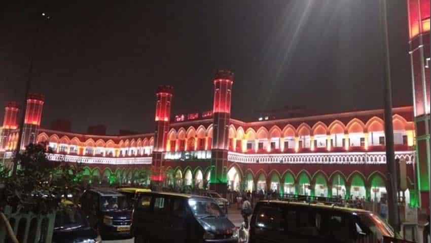 Indian Railways: Old Delhi station