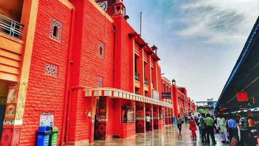 Indian Railways: Johdhpur station
