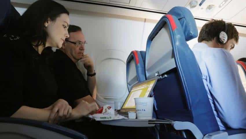 Never sleep onboard a flight
