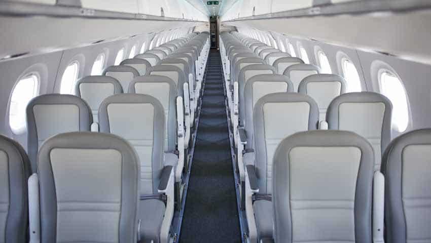Embraer E190-E2 Jet: Demand for 10,550 new aircraft