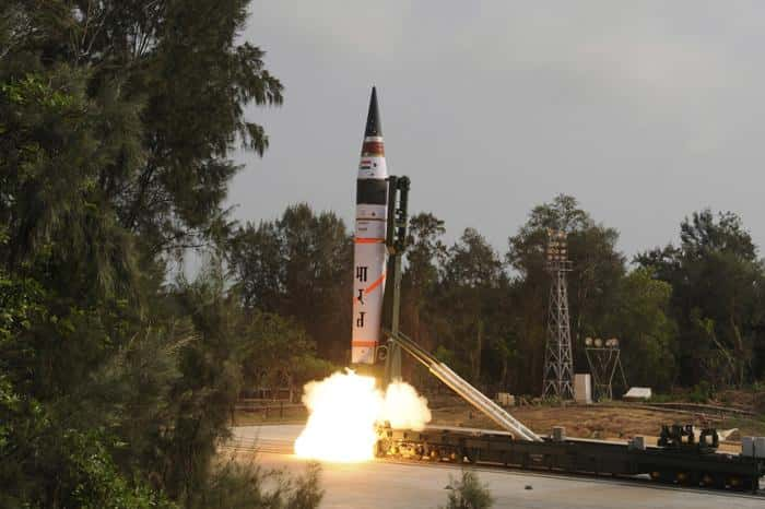 India's Futuristic Weapons Programme