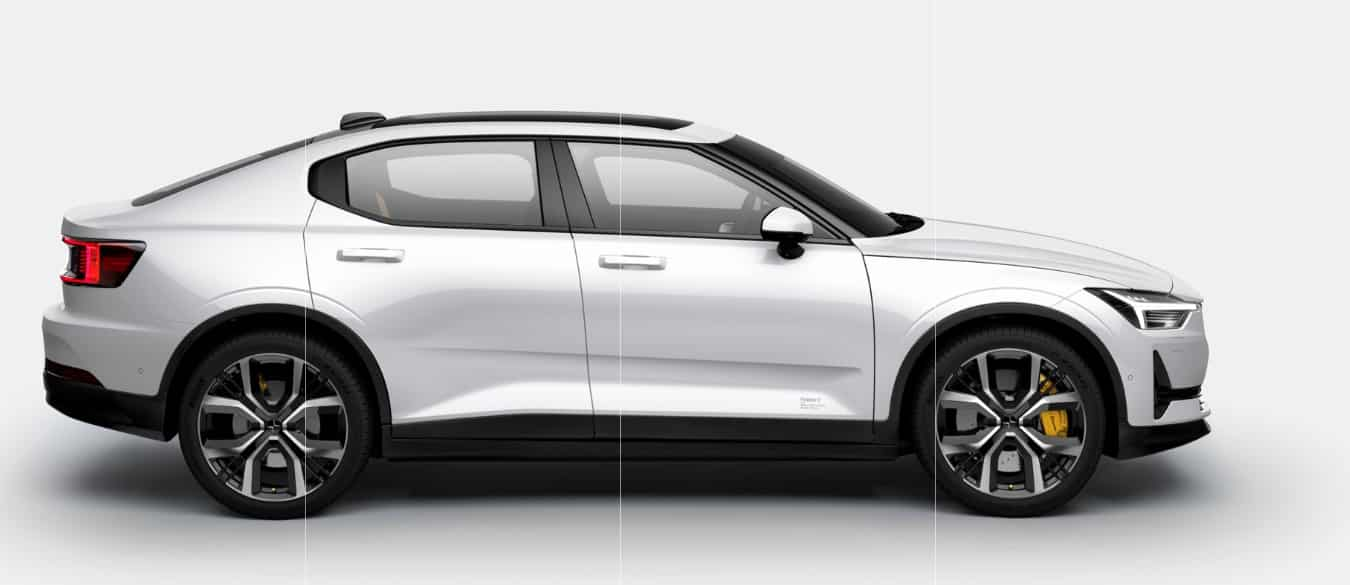 Volvo Polestar 2 five-door: