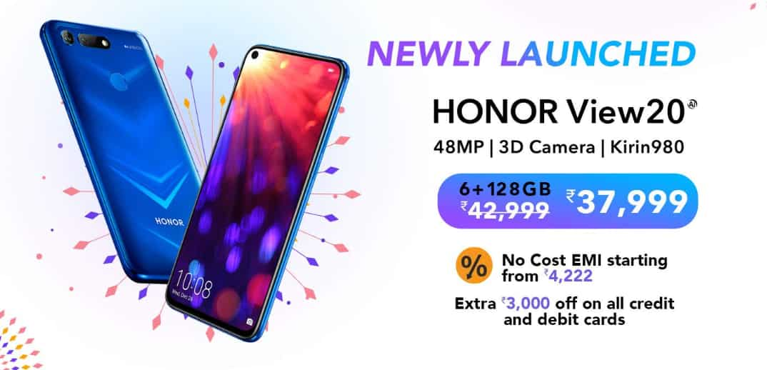 Honor View 20: