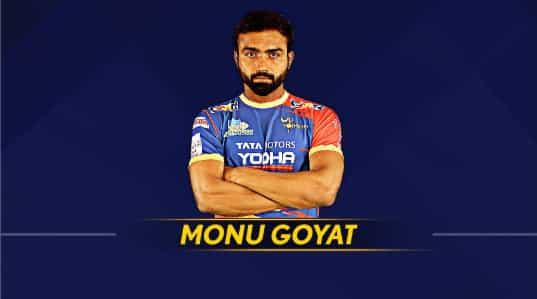 4. Monu Goyat (Rs 93 lakh, UPYodhas) -