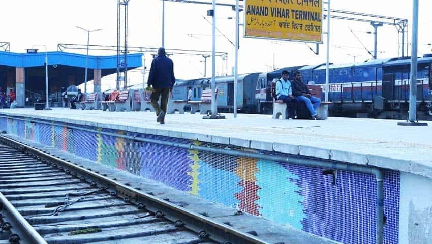 Indian Railways: Clean tracks
