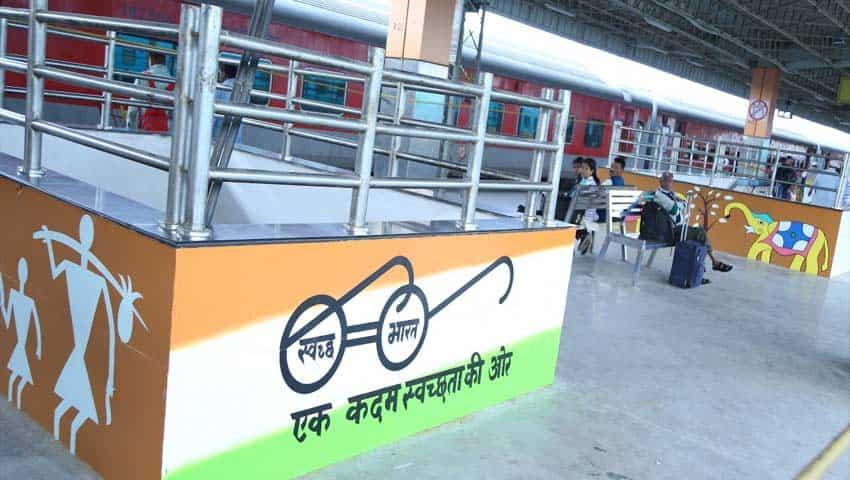 Indian Railways: Swachh Bharat