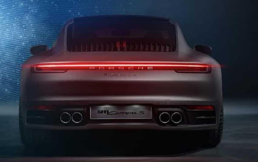 New Porsche 911: Design
