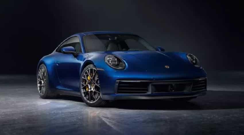 New Porsche 911: Price
