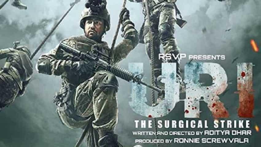 1. Uri - The Surgical Strike: