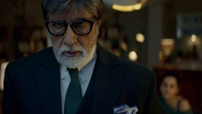 Amitabh Bachchan: Badla