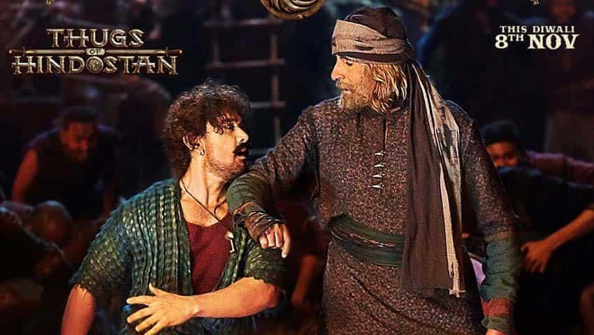 Amitabh Bachchan: Thugs of Hindostan