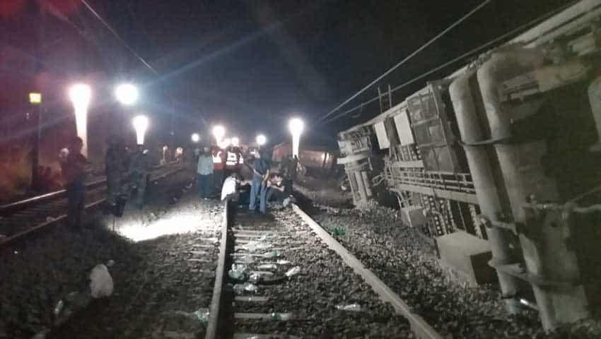 Howrah-New Delhi Poorva Express: No casualties