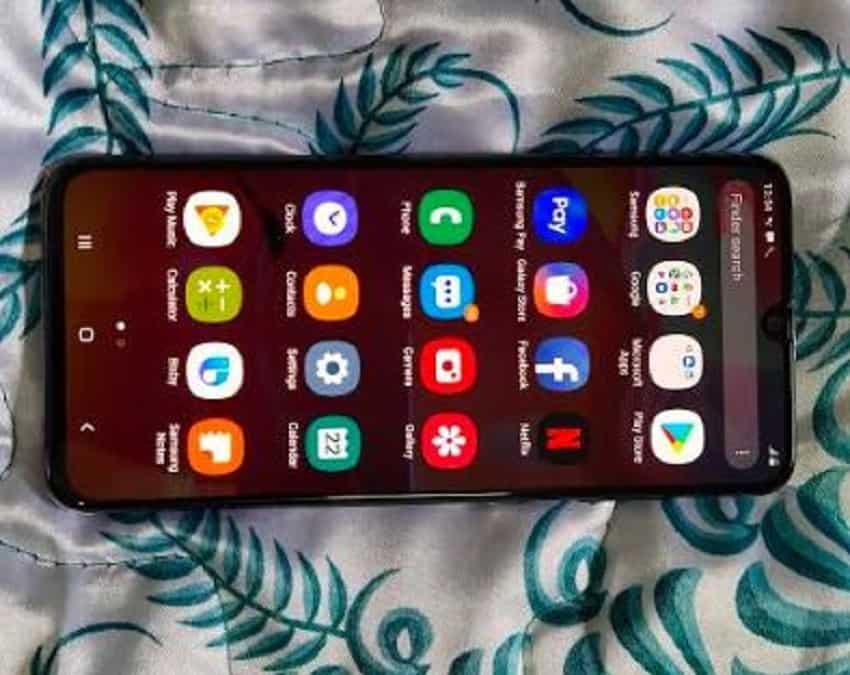 Samsung Galaxy A70 pre-booking: