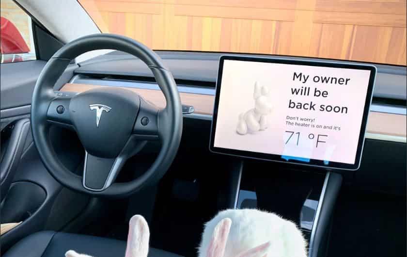 Tesla self-driving car timeline 2018