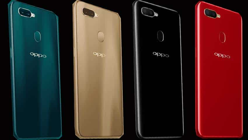 Oppo A5s: Operating Systme